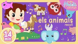 Les Millors Cançons per a Nens   + Recull - Els animals